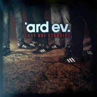"Hard Evidence ""Last One Standing"" LP (2nd press, lim. 100, black)"