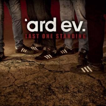 "Hard Evidence ""Last One Standing"" LP (lim. 200 black)"