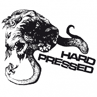 "Hard Pressed ""same"" EP 7"" (lim. 250, black)"