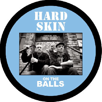 "Hard Skin ""On the balls"" PicLP (lim. 300)"