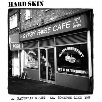"Hard Skin ""Saturday Night"" EP 7"" (lim. 250, black)"