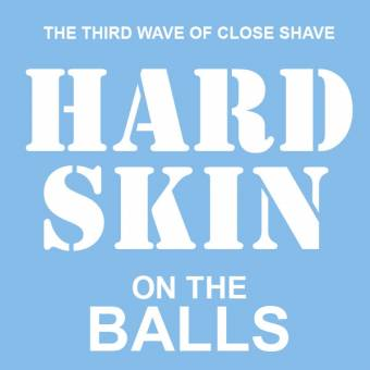 "Hard Skin ""On the balls"" CD"