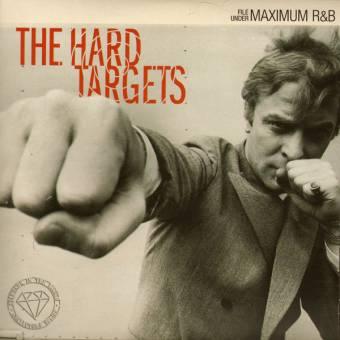 "Hard Targets ""File Under Maximum R&B"" EP 7"" (lim. 250, red/grey)"