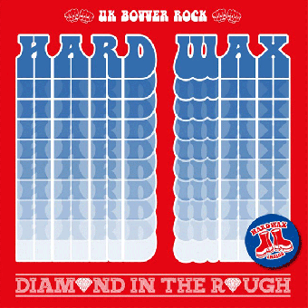 "Hard Wax ""Diamond In The Rough"" LP (lim. 200, red)"