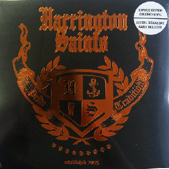 "Harrington Saints ""Pride and Tradition"" LP (lim. col. + MP3)"