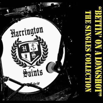 "Harrington Saints ""The Singles Collection"" LP (lim. 75, yellow)"