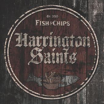 "Harrington Saints ""Fish & Chips"" 10"" (lim. 300, silver)"