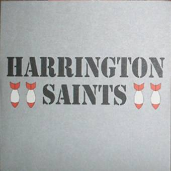 "Harrington Saints ""Bootstraps"" EP 7"" (lim. 500, silver)"