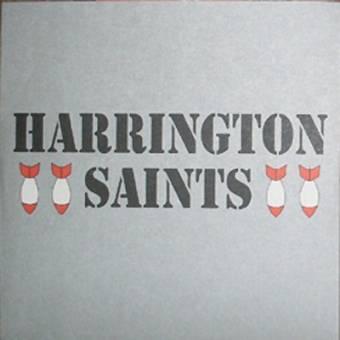 "Harrington Saints ""Bootstraps"" EP 7"" (lim. 500, silver)"