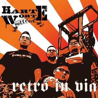 """Harte Worte """"retro in via"""" CD (DigiPac)"""