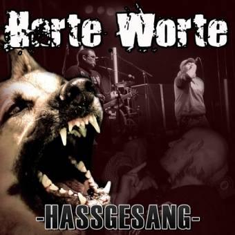 "Harte Worte ""Hassgesang"" CD"