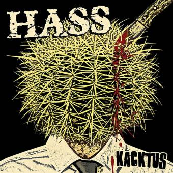 "Hass ""Kacktus"" LP (black, download)"