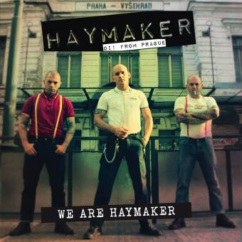 "Haymaker ""We are Haymaker"" 12""MLP (blue)"
