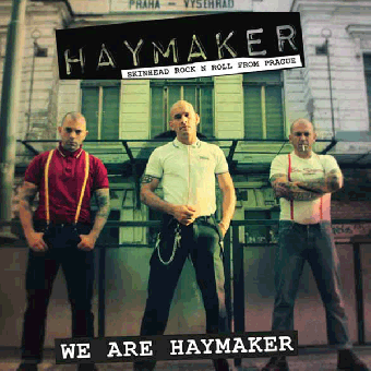 "Haymaker ""We are Haymaker"" 10"" (black)"