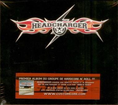 Headcharger - same CD (DigiPac)