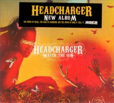 Headcharger - Watch The Sun CD (DigiPac)