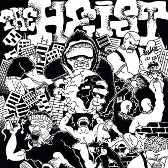 "Heist, The ""demonstration"" EP (lim. 227, black)"