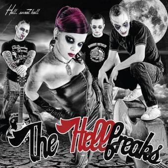 "Hellfreaks, The ""Hell sweet hell"" CD"