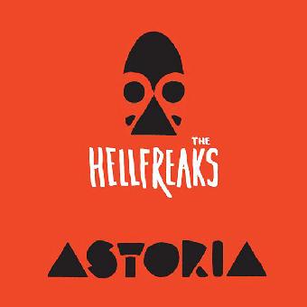 """Hellfreaks, The """"Astoria"""" CD"""