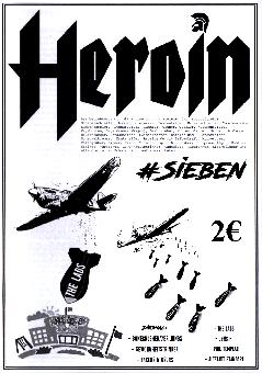 Heroin #7 - Fanzine (D)