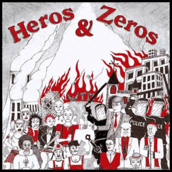 "Heros & Zeros ""same"" EP 7"""
