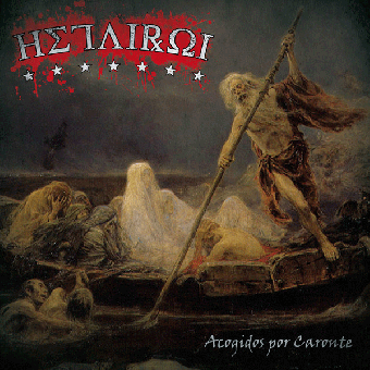 "Hetairoi, The ""Acogidos Por Caronte"" LP (lim. 250, black)"