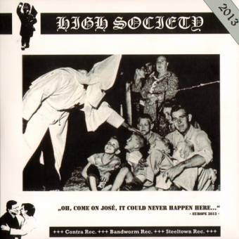 """High Society """"Promo 2013"""" CD (Pappschuber)"""