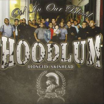 """Hoodlum """"Oi! in your blood"""" CD"""