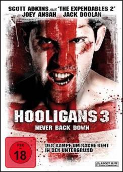 Hooligans 3 - Never Back Down DVD