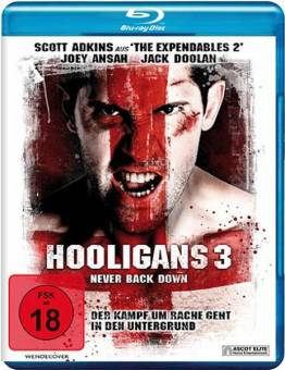 Hooligans 3 - Never Back Down BluRay