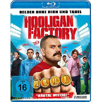 Hooligan Factory Blu-Ray
