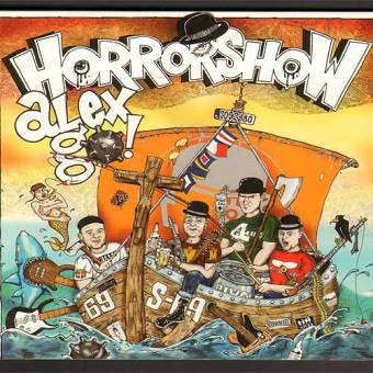 "Horrorshow ""Alex go"" CD (DigiPac)"