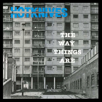 """Hotknives """"The way things are"""" LP"""