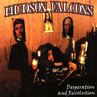 "Hudson Falcons ""Desperation and Revolution"" LP (lim. 457, green)"