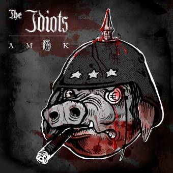 "Idiots,The ""Amok"" CD (lim. DigiPac incl. Bonustrack)"