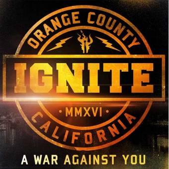 "Ignite ""A war against you"" CD (lim. DigiPac)"