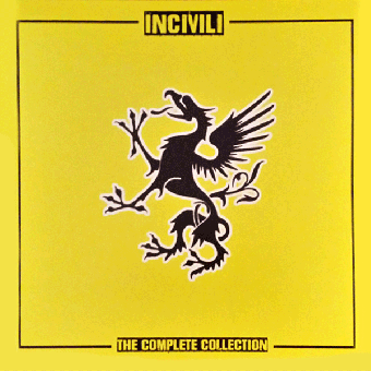 "Incivili ""The Complete Collection"" LP (lim.100, white)"