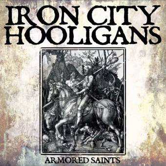 "Iron City Hooligans ""Armored Saints"" 12"" MLP (lim. 100, black)"