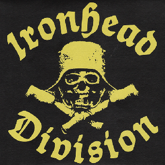 "Ironhead Division ""same"" EP 7"" (lim. 250, splatter + MP3)"