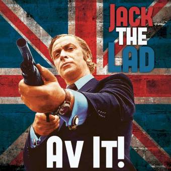 "Jack The Lad ""Av it!"" EP 7"" (lim. 150, red)"