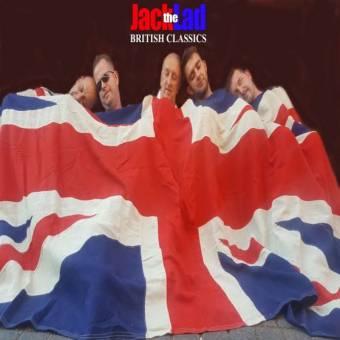 """Jack the Lad """"British classics"""" LP (red Vinyl, lim. 300)"""