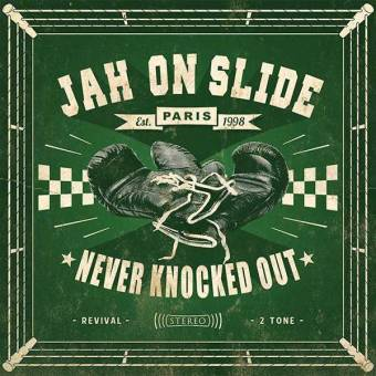 "Jah On Slide ""Never knocked out"" LP"