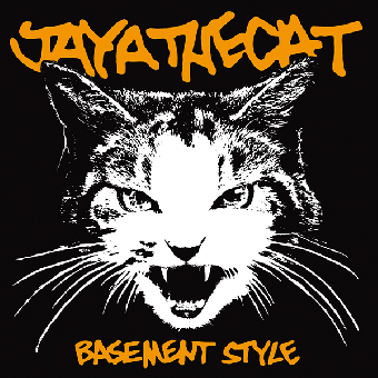 "Jaya The Cat ""Basement Style"" LP (lim. 1000, white, 180 gramm)"