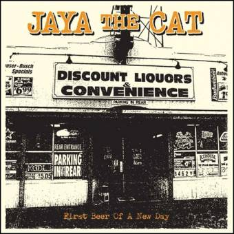 "Jaya The Cat ""First Beer of a new day"" LP (lim. 500, black, 180gramm)"