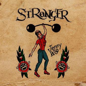 "Jenny Woo ""Stronger"" CD"