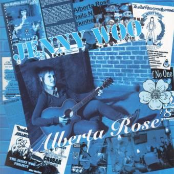 """Jenny Woo """"Alberta Rose"""" LP"""