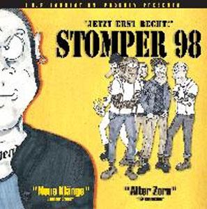 Stomper 98 - Jetzt erst recht! LP