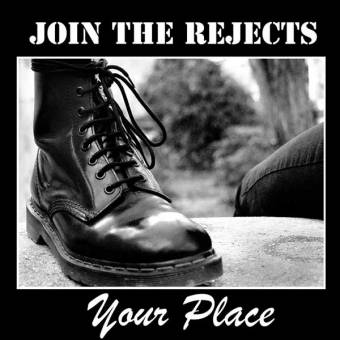 "Join The Rejects ""Your Place"" MLP 12"" (lim. 165, black)"