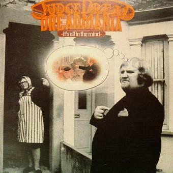 """Judge Dread """"Dreadmania - It`s All In The Mind"""" LP (lim. 400, black)"""