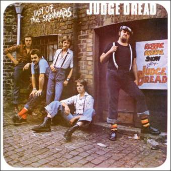 "Judge Dread ""Last of the skinheads"" LP"